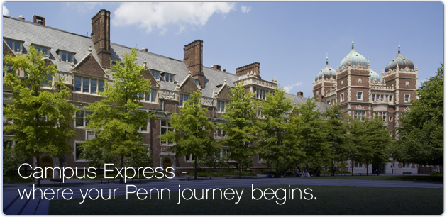 Welcome to Campus Express Main Image